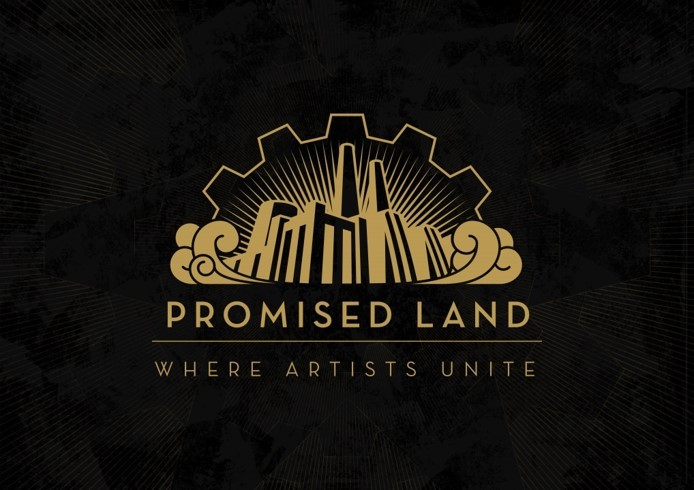 Promised Land Art Festival logo