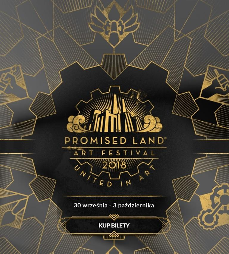 Bilety na Promised Land 2018 już dostępne