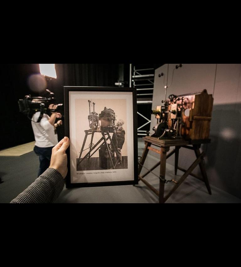 Łódź filmowa zacumuje w Gdyni