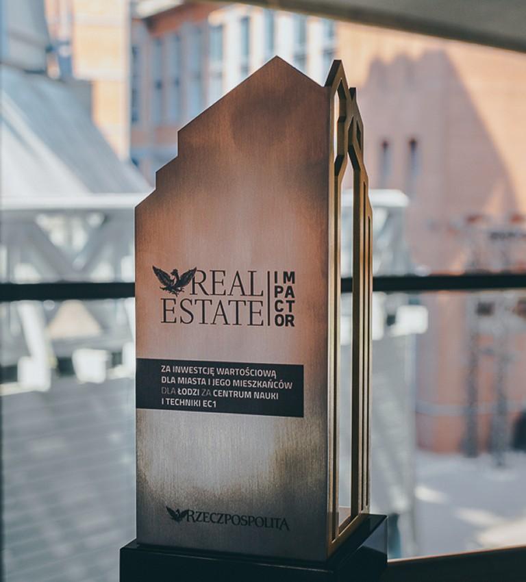 Nagroda dla Łodzi za Centrum Nauki EC1