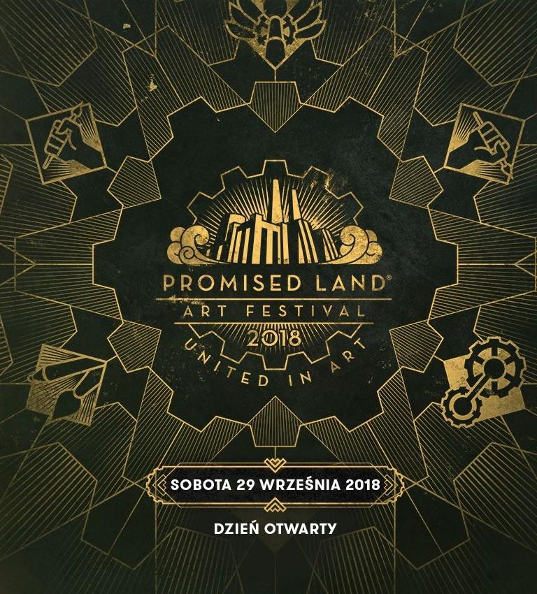 Dzień Otwarty Promised Land Art Festival