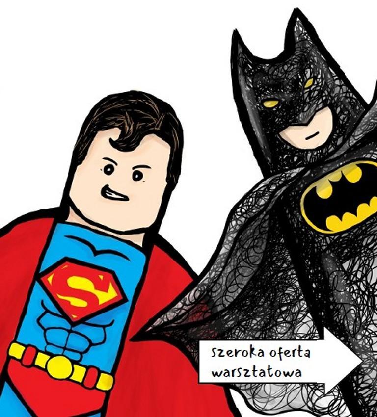 Superbohaterskie warsztaty dla grup