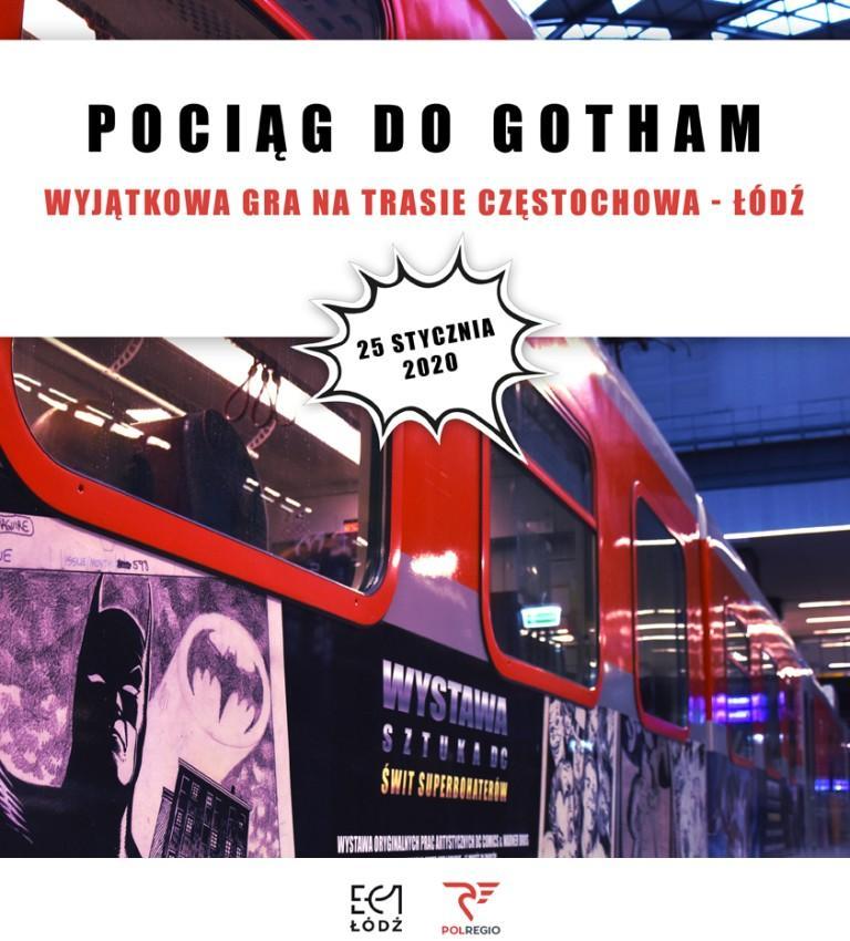Pociąg do Gotham
