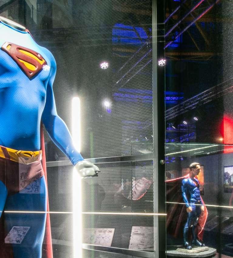 """""""Sztuka DC. Świt Superbohaterów"""" nominowana do """"Energii Kultury 2019"""""""