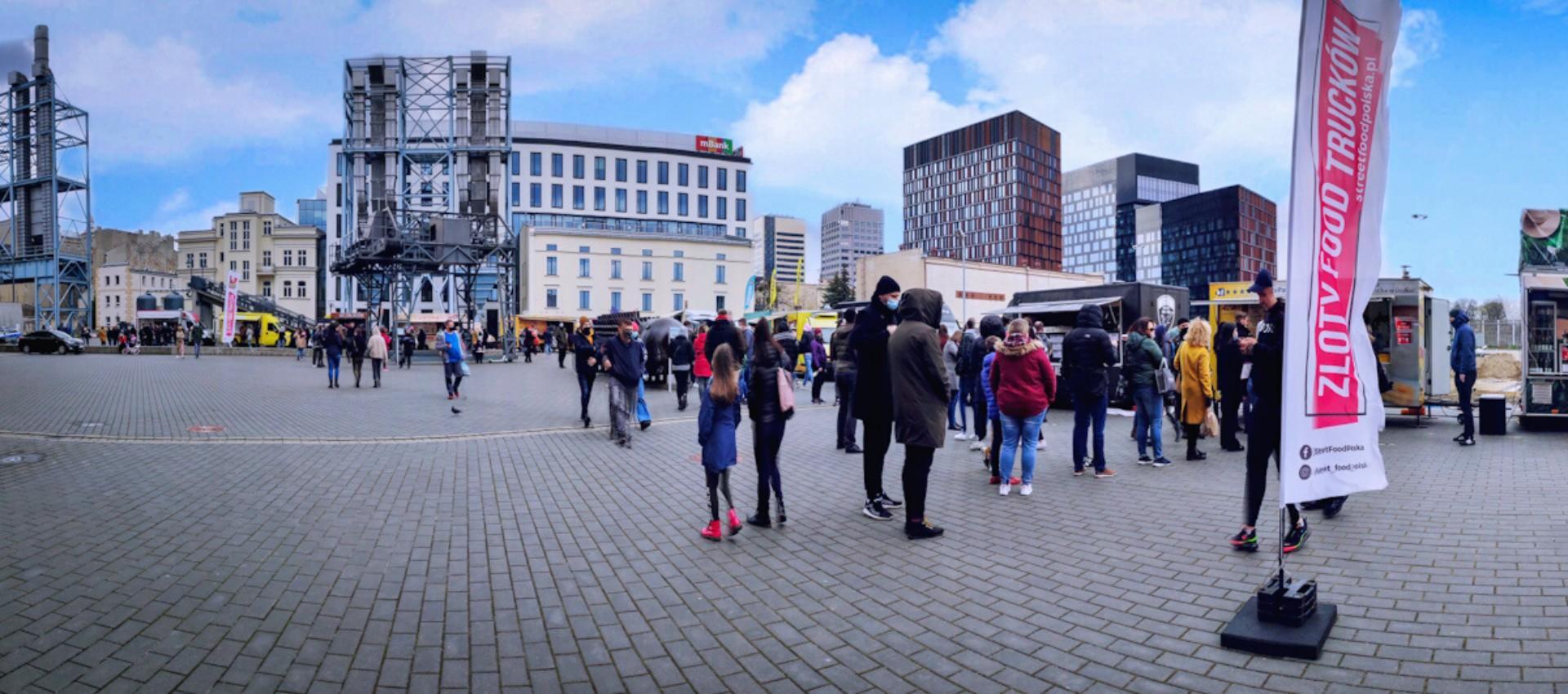 Street Food Festival powraca do EC1