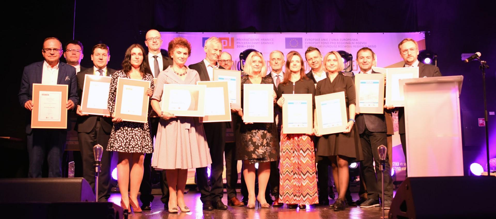Ogólnopolskie nagrody dla EC1